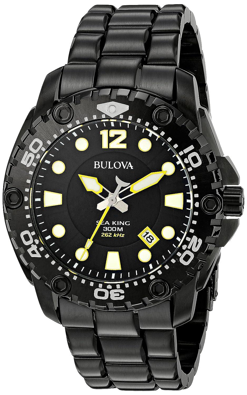 20万円以下で購入できるおすすめダイバーズウォッチ Bulova(ブローバ) SEAKING 98B242