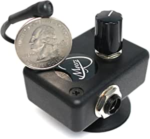ROMAN MANDOLIN PICKUP with FLEXIBLE MICRO-GOOSE NECK by Myers Pickups ~ See it in ACTION! Copy and paste: myerspickups.com