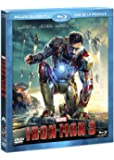 Iron Man 3 (BR + DVD Combo Pack) [Blu-ray]