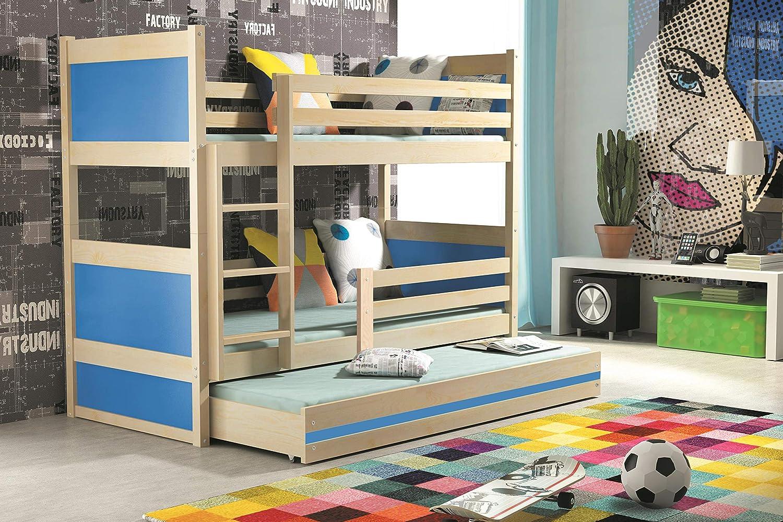 Etagenbett Für Drei Kinder : Etagenbett für personen online kaufen