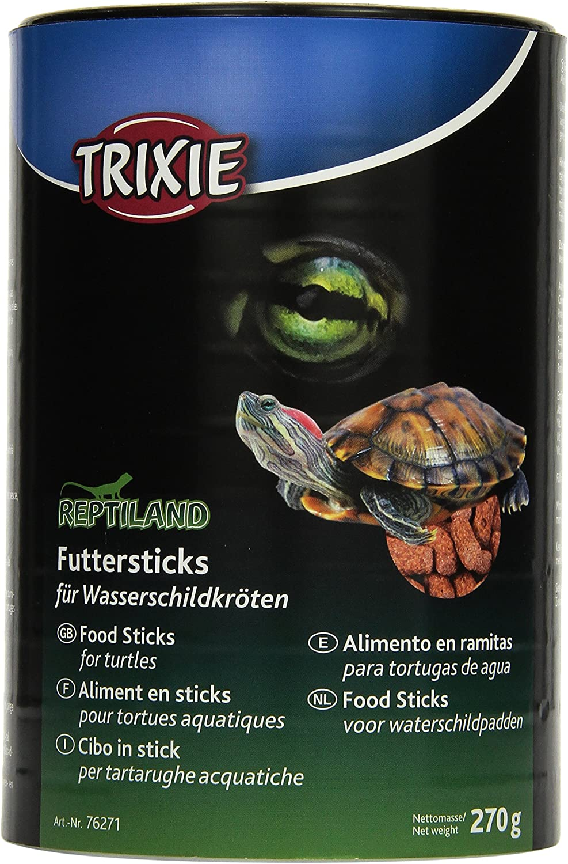 Trixie 76271, Comida Flotante para Tortugas Agua, 270 g