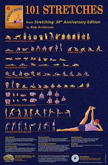 Bob Anderson Stretching Book