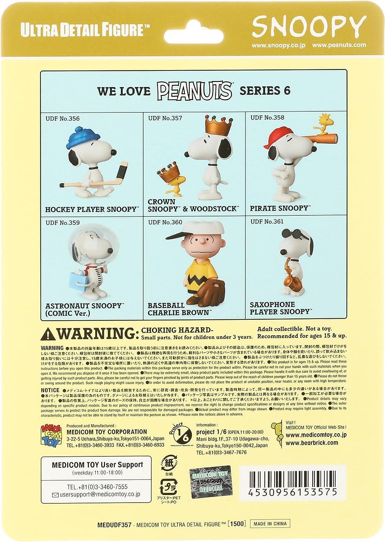 Medicom UDF-374 ultra dettagliato Figura PEANUTS serie 7 Cook SNOOPY