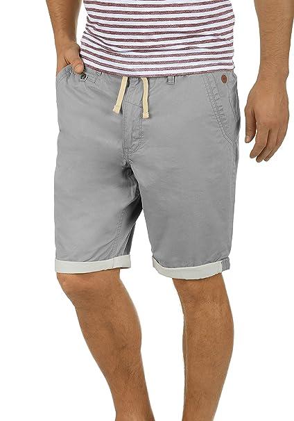 Blend Kankuro Herren Chino Shorts Bermuda Kurze Hose Mit Kordel Aus 100% Baumwolle Slim Fit