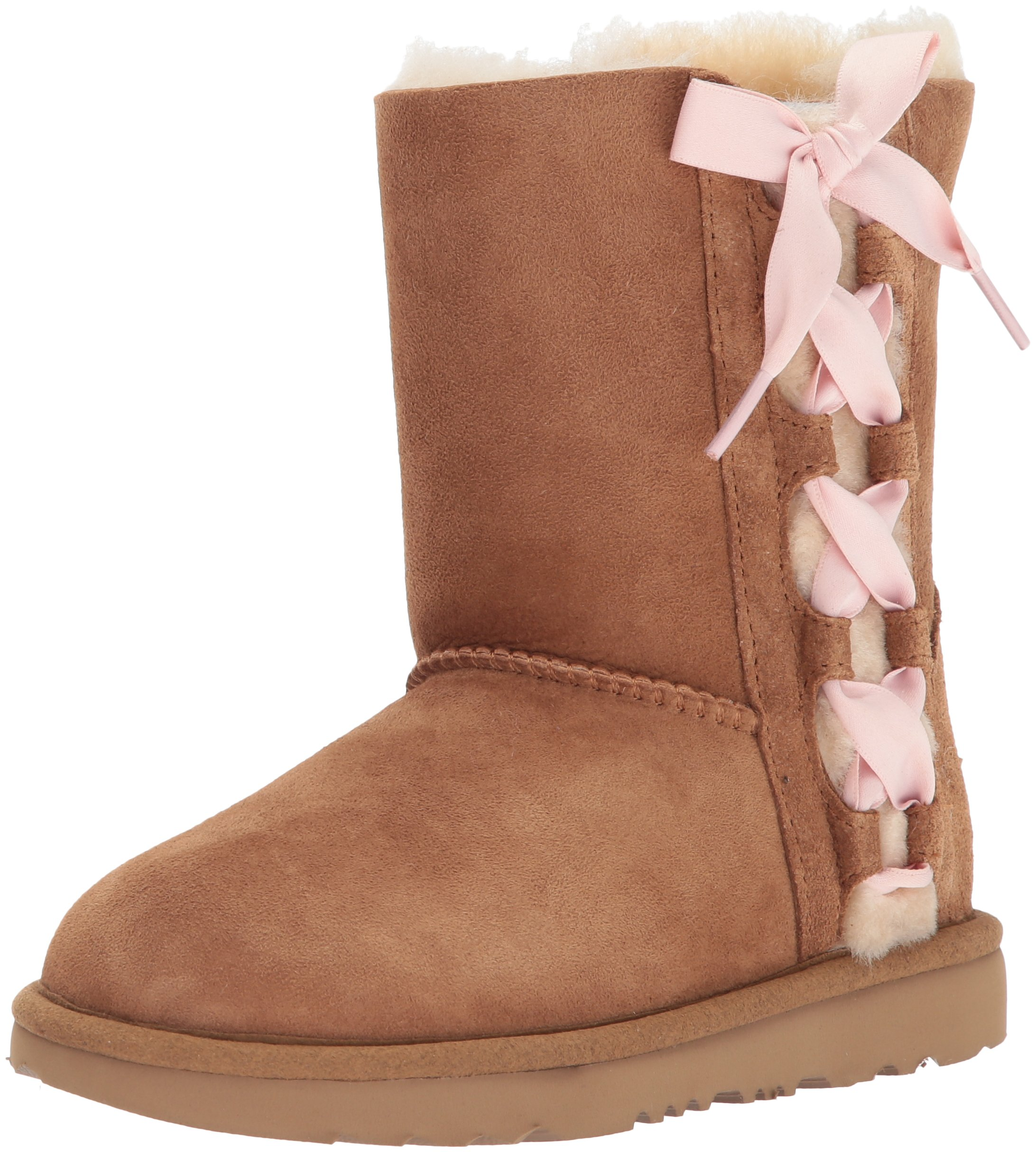 UGG Girls K Pala Pull-on Boot, Chestnut, 13 M US Little Kid by UGG
