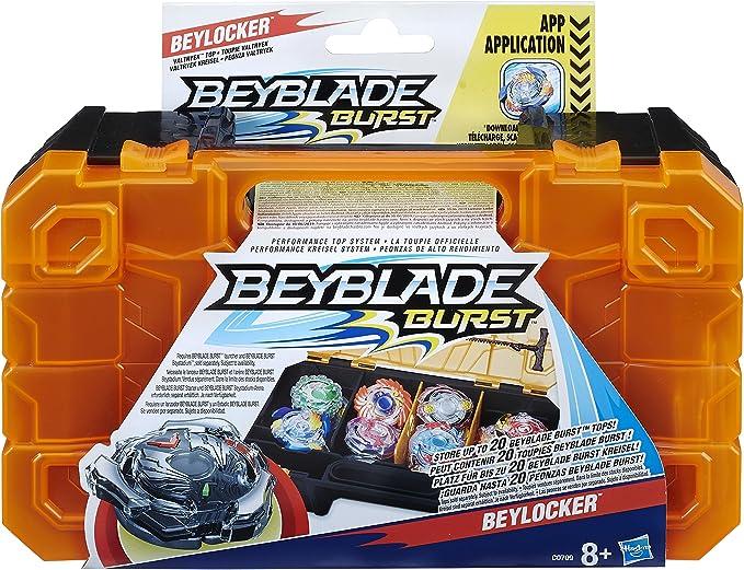 Beyblade Maletín Burst c0709eu4: Amazon.es: Juguetes y juegos