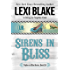 Sirens in Bliss (Nights in Bliss, Colorado Book 10)