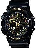 Casio G-Shock Montre Homme Analogique/Digitale Quartz avec Bracelet en Résine –