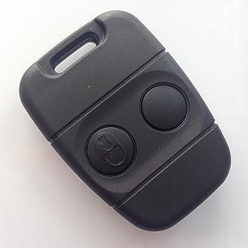 LTDT LAND ROVER MANDO 2b Lock DEFENDER DISCOVERY FREELANDER Carcasa Llave Remote Key