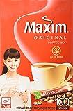 Maxim Original Coffee 100sticks