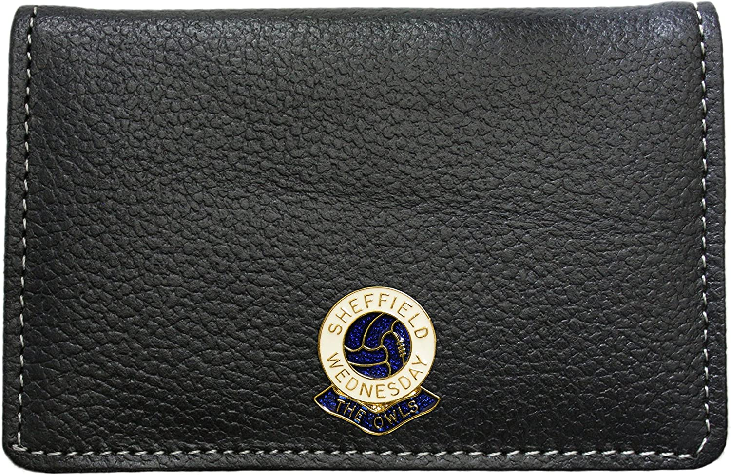 Sheffield Wednesday football club leather card holder wallet