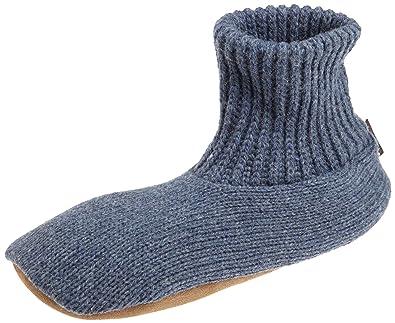 0fca6b0cfa1a MUK LUKS Men s Ragg Wool Slipper