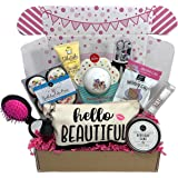 Women's Birthday Gift Box Set 9 Unique Surprise Gifts For Wife, Aunt, Mom, Girlfriend, Sister from Hey, It's Your Day…