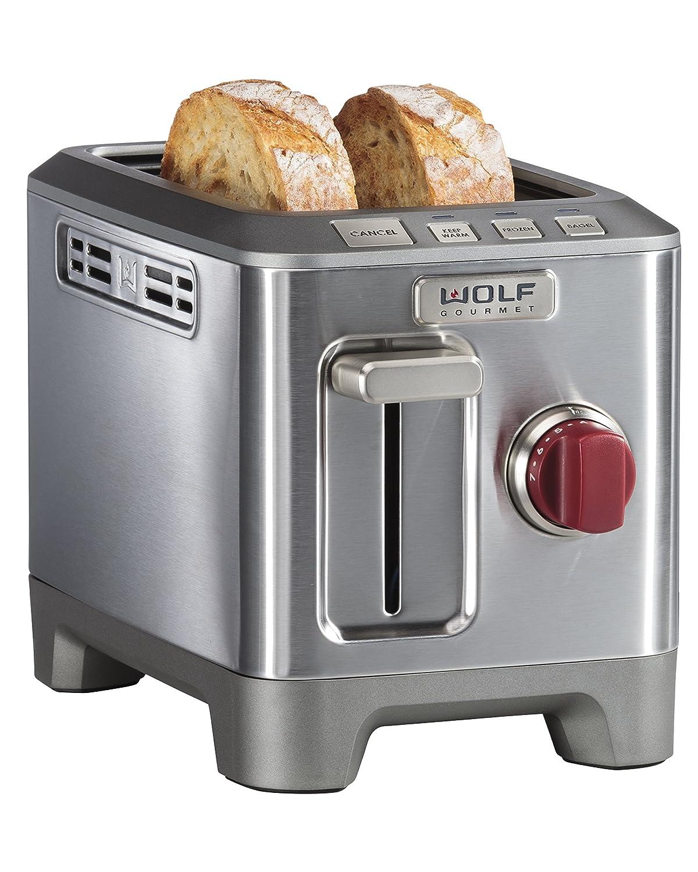 Wolf Gourmet 2 Slice Toaster (WGTR102S)