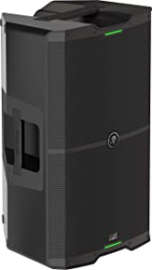 Mackie SRM V-Class Series, 15-Inch 2000W High-Performance Loudspeaker, Powered-Black (SRM210 V-Class)