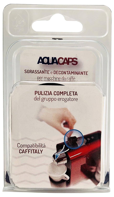 Aquasan 1370 Cápsulas pulenti para máquina de café Caffitaly, Negro, Juego de 2 piezas: Amazon.es: Bricolaje y herramientas