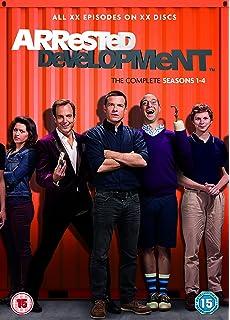 Arrested Development - Season 1-3 [DVD]: Amazon co uk: Jason