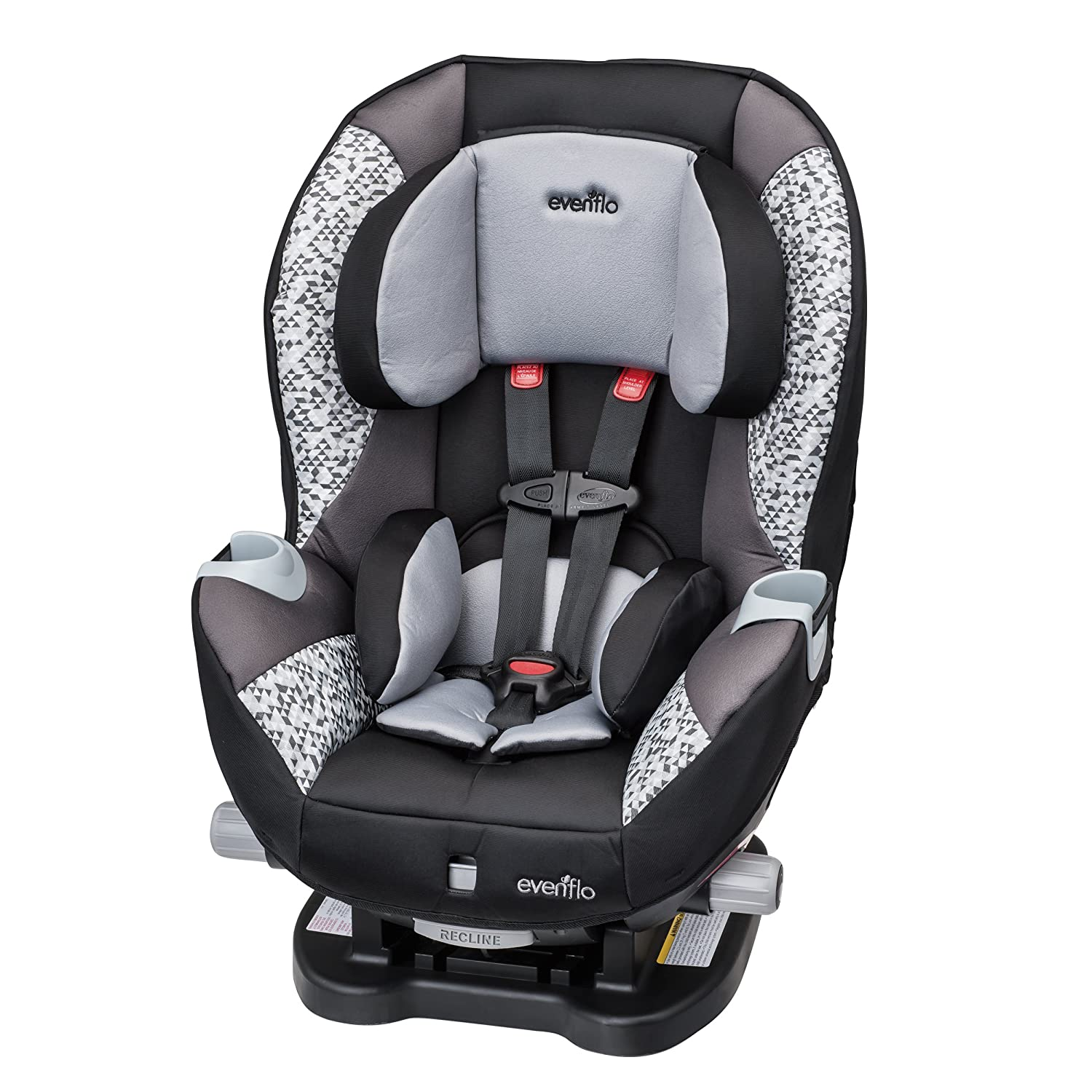 Evenflo Triumph  Lx Convertible Car Seat Consumer Reports