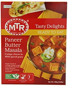 MTR Paneer Butter Masala, 10.58-Ounce Boxes (Pack of 10)