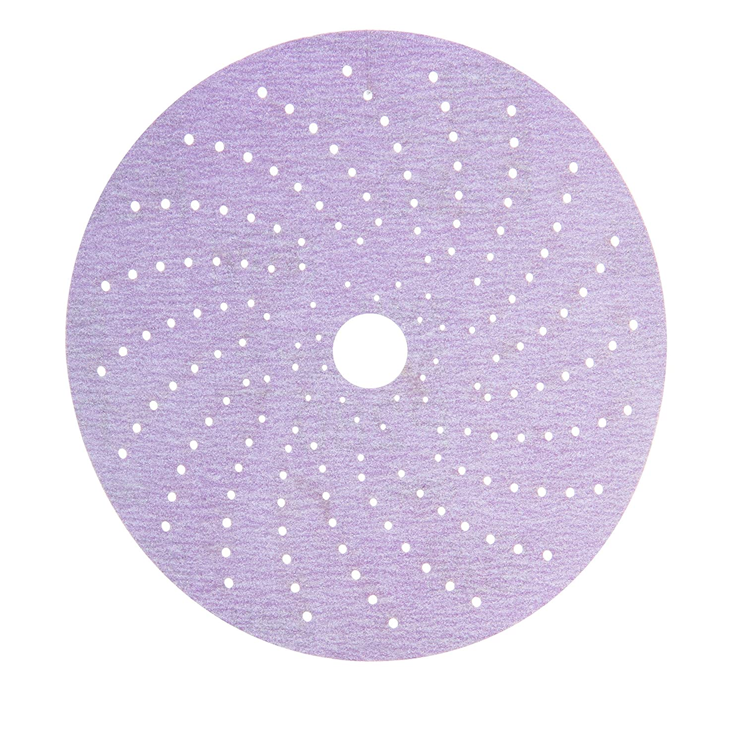 3M 01813 Hookit Purple 6 P280C Grit 334U Clean Sanding Disc