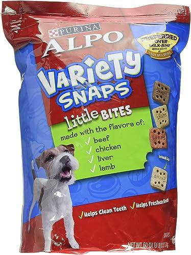 ALPO Variety Snaps Little Bites Dog Treat