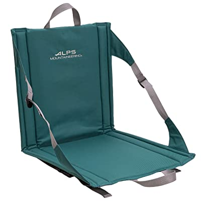 ALPS Mountaineering Weekender Seat, Teal, One Size : Sports & Outdoors