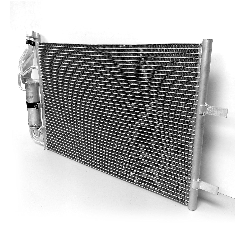 Drier included COM108 AC Condenser for Mazda Mazda 3 Mazda 5 2.0 2.3 DPI 3094