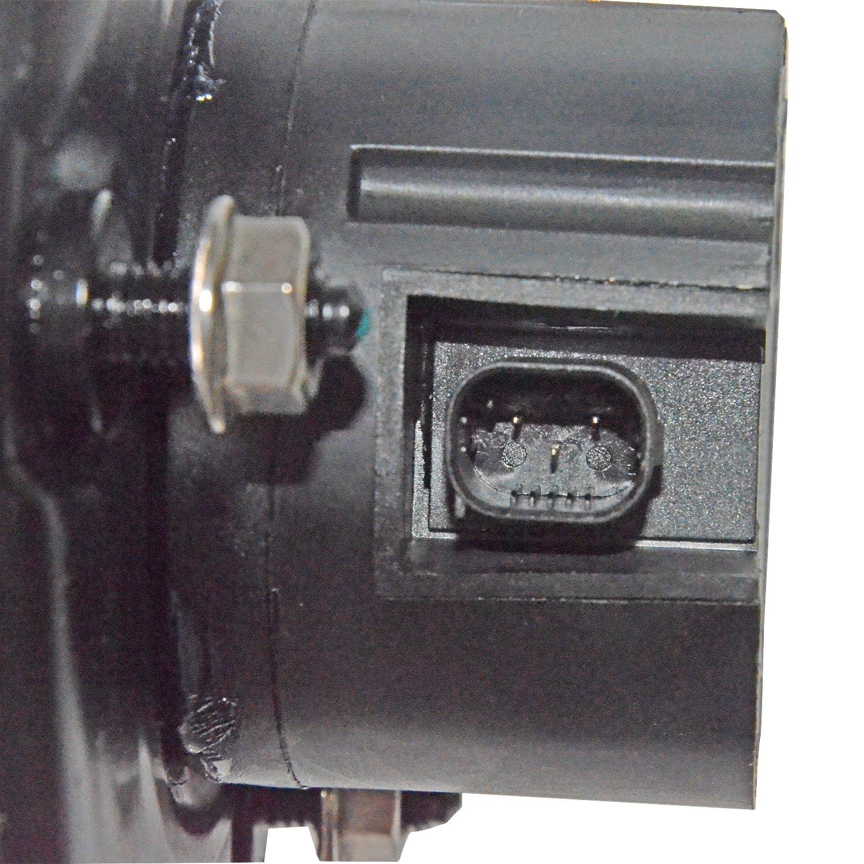 Vorne Rechts/ Luftfederung Sto/ßd/ämpfer Ohne 4matic F/ür S211 W211 A2113209413 2113206013