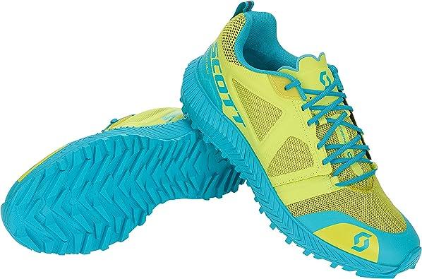 Scott Zapatilla Mujer Kinabalu Morado/Verde: Amazon.es: Zapatos y complementos