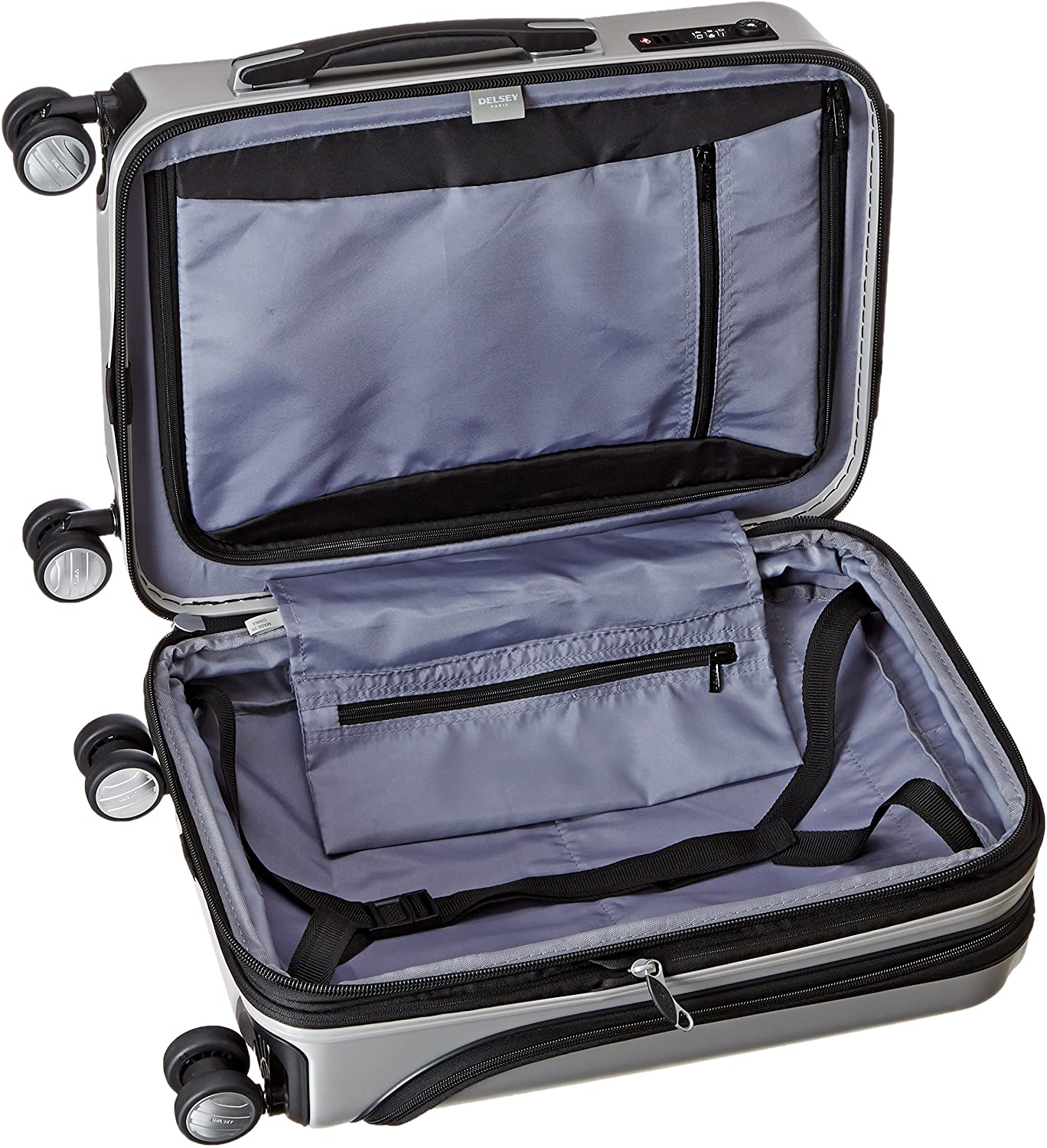 Graphite DELSEY Paris International Carry-on 19 Inch