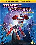 Transformers The Movie 30th Anniversary Edition Blu-ray