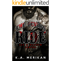 The Devil's Ride: Coffin Nails MC (gay motorcycle club romance novel) (Sex & Mayhem Book 2) book cover