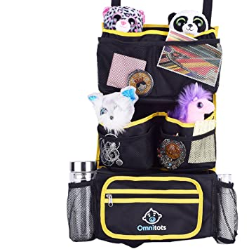 car seat organizer best for backseat storage of kids toys baby accessories multiple