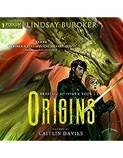 Origins: Heritage of Power, Book 3