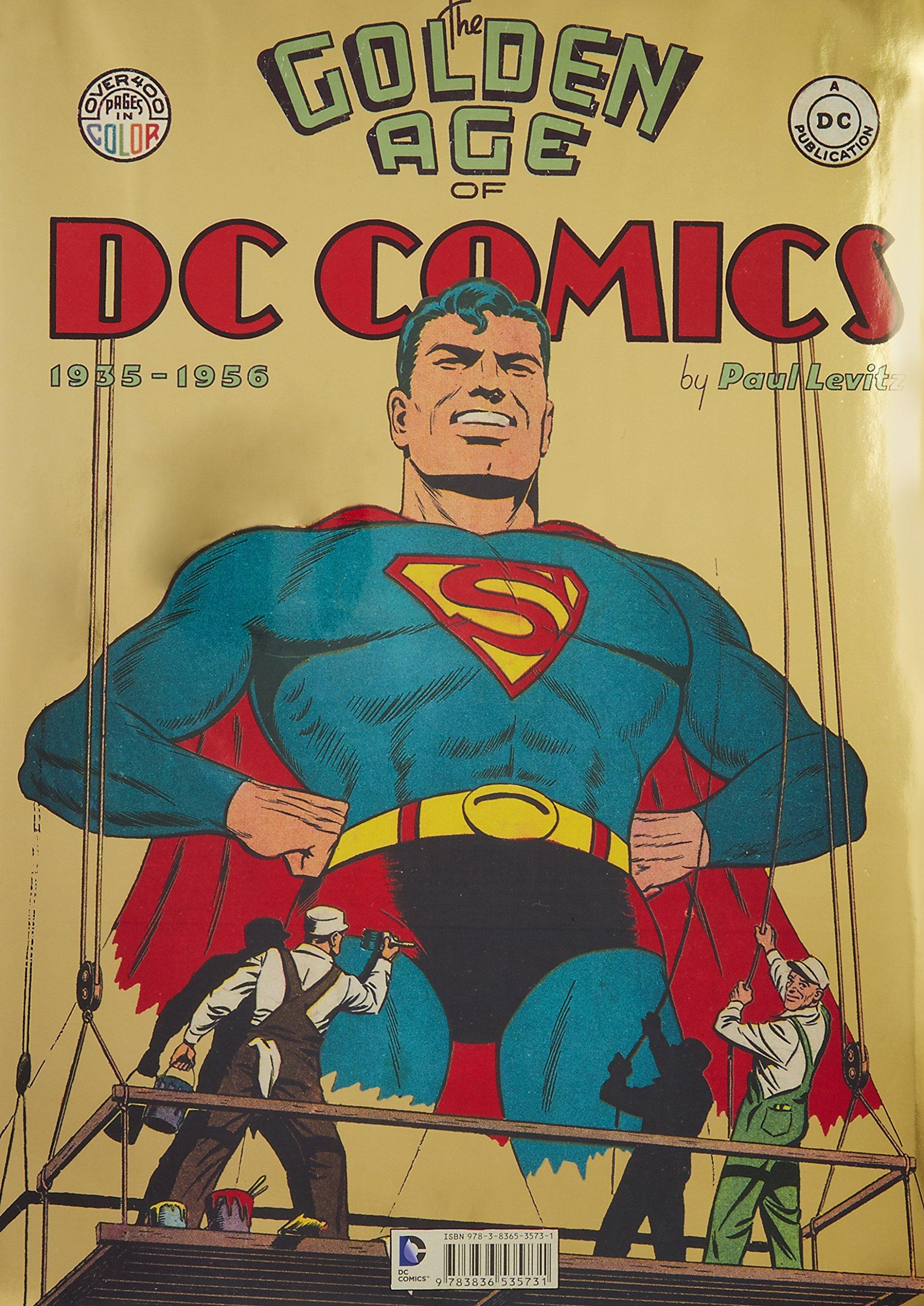 The Golden Age of DC ics Paul Levitz Amazon