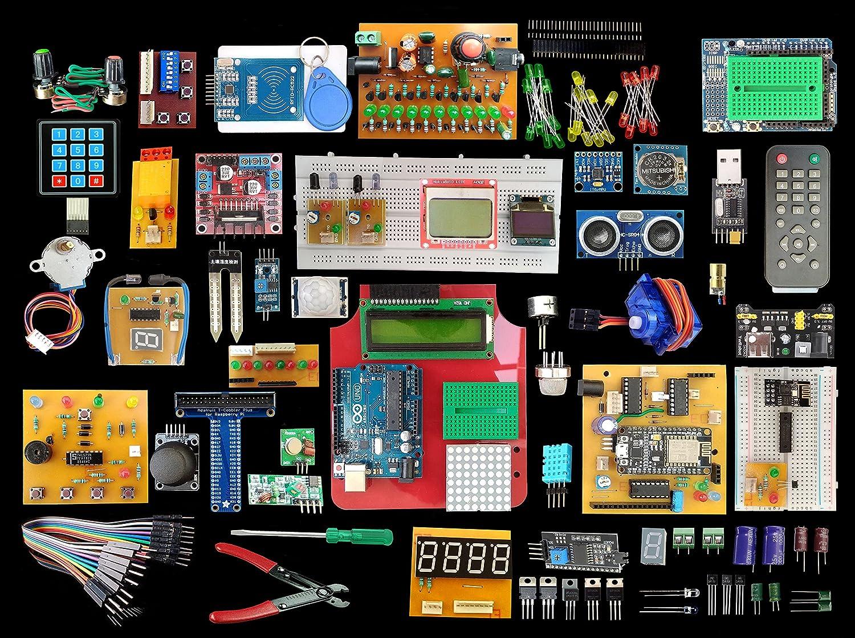 Global Traders Arduino IOT Kit