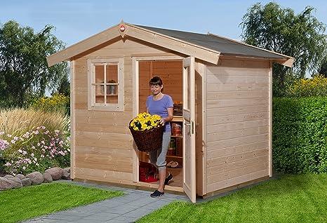 Weka jardín cobertizos 123 tamaño 1, 28 mm, extra fina, no Base