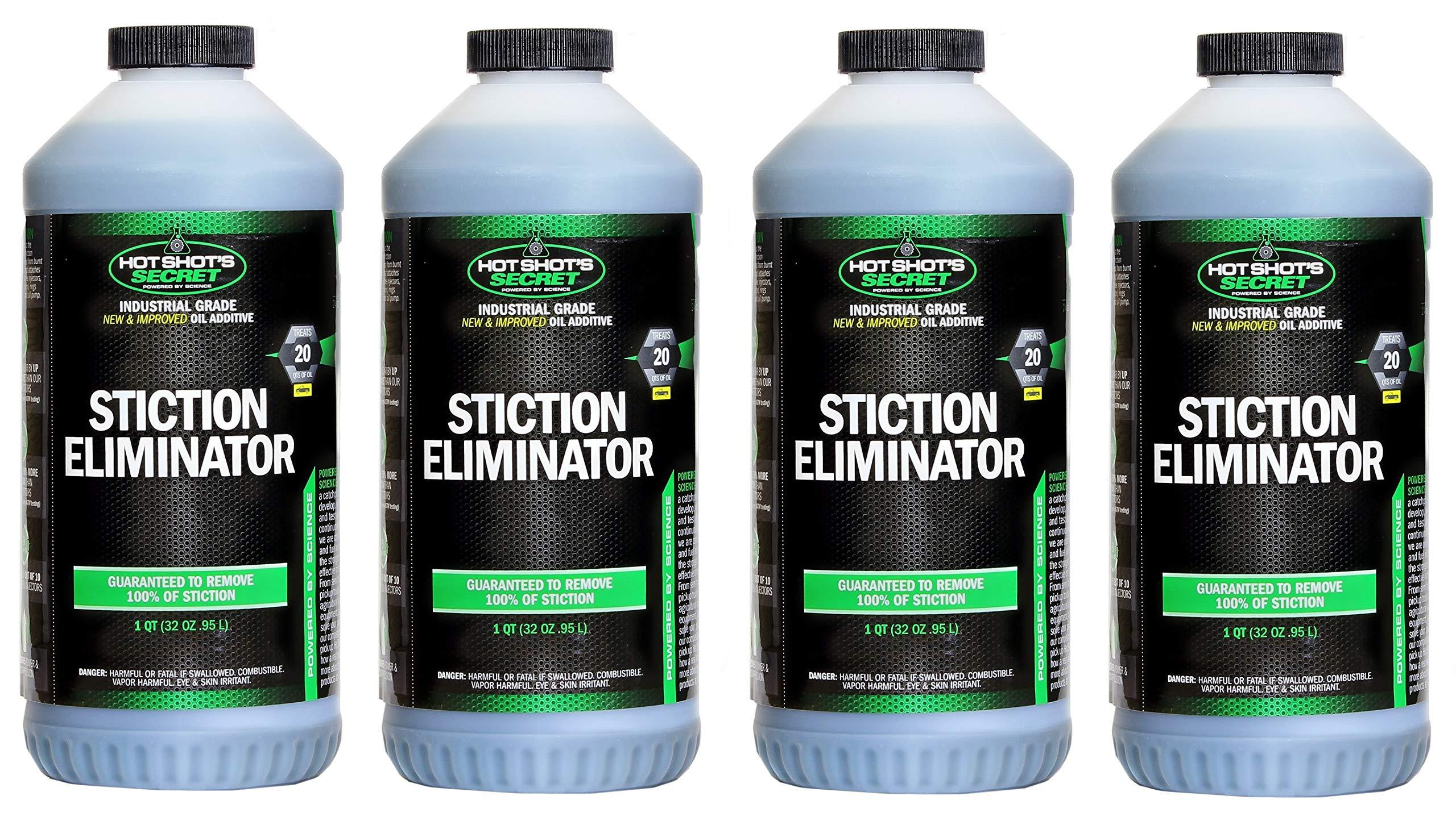Hot Shot's Secret HSS32Z Stiction Eliminator - 32 fl. oz. (4) by Hot Shot's