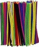 Creation Station - Limpiapipas de colores (chenilla, 150 x 4 mm, 250 unidades)