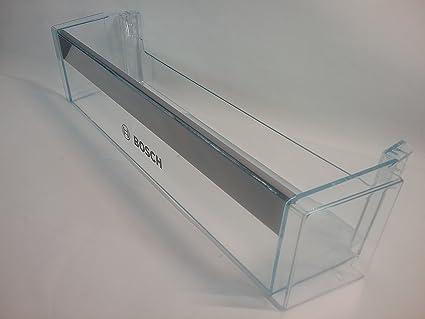 Bosch Kühlschrank Getränkefach : Bosch türfach flaschenhalter für kühlschrank amazon