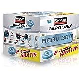 Rubson Aero360º - Pack de 3 tabletas de recambio