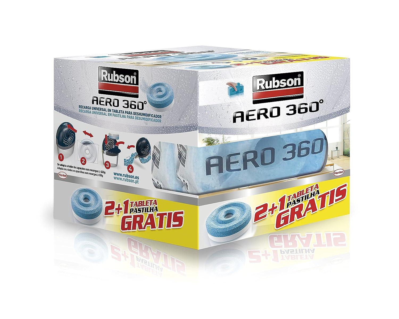 Rubson Aero Pack de tabletas de recambio