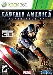 Captain America: Super Soldier - Xbox 360: Video Games - Amazon com