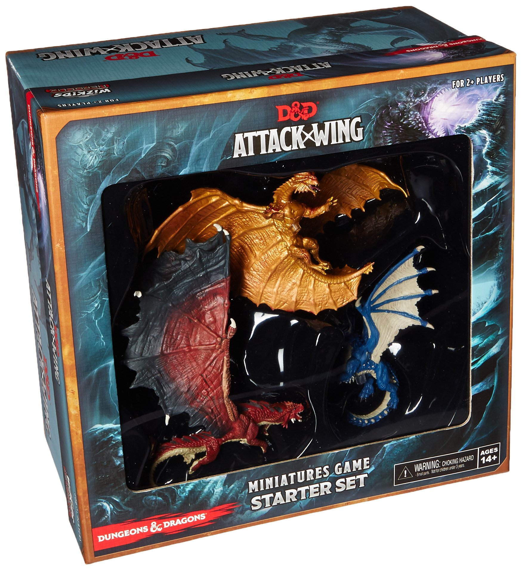 WizKids D&D Attack Wing: Starter Set