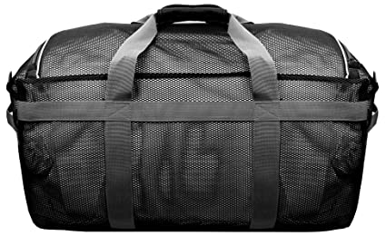 07d7d11aaf57 Image Unavailable. Image not available for. Color  Aqua Lung Explorer Mesh  Duffel Bag