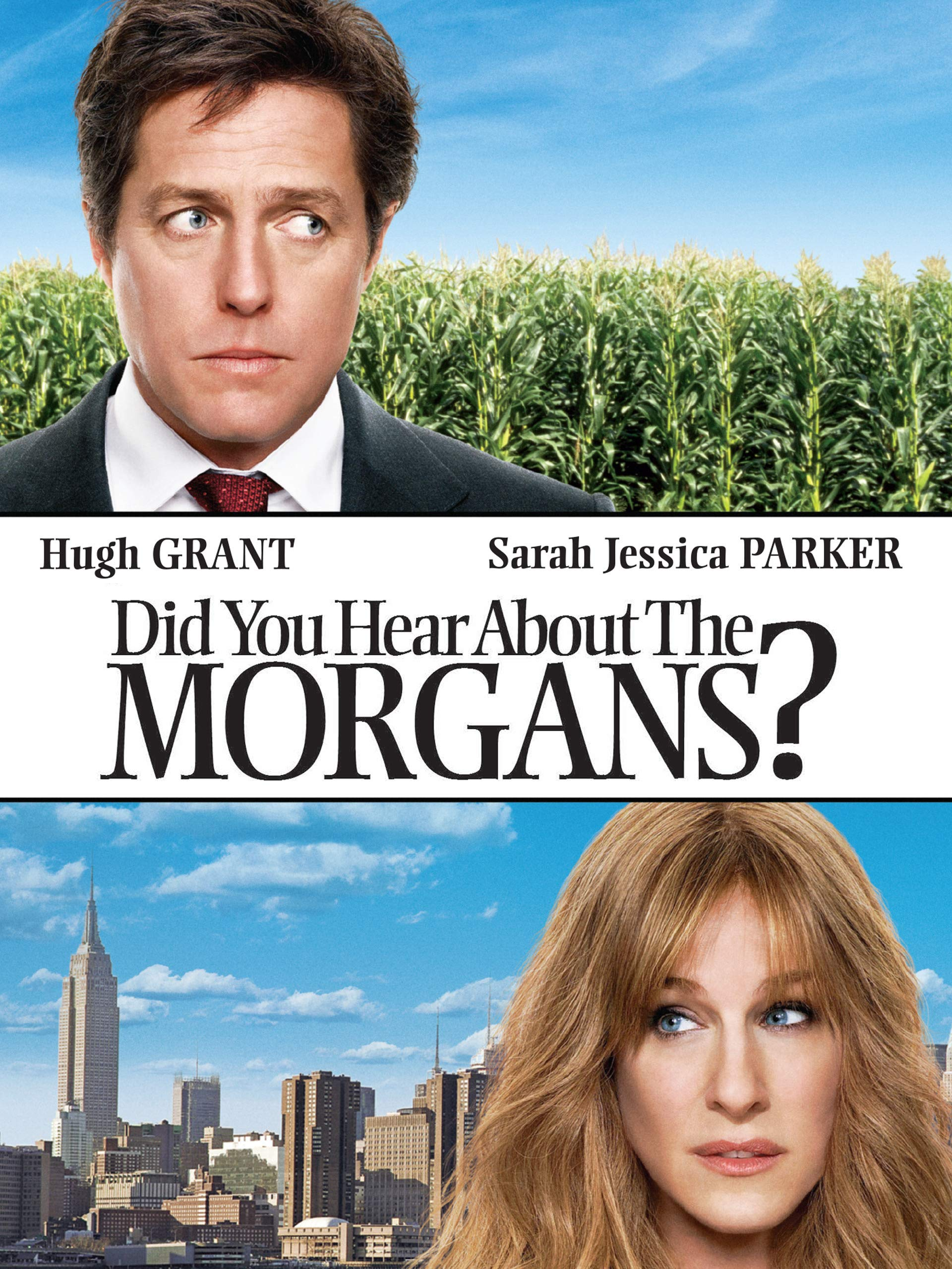 Did you Hear About the Morgans?