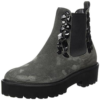 Bobby, Chelsea Boots Femme, Noir (Schwarz/Black 540), 40 EUKennel & Schmenger