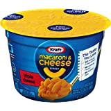 Kraft Easy Mac Triple Cheese Flavor Macaroni and Cheese (10 Microwavable Cups)