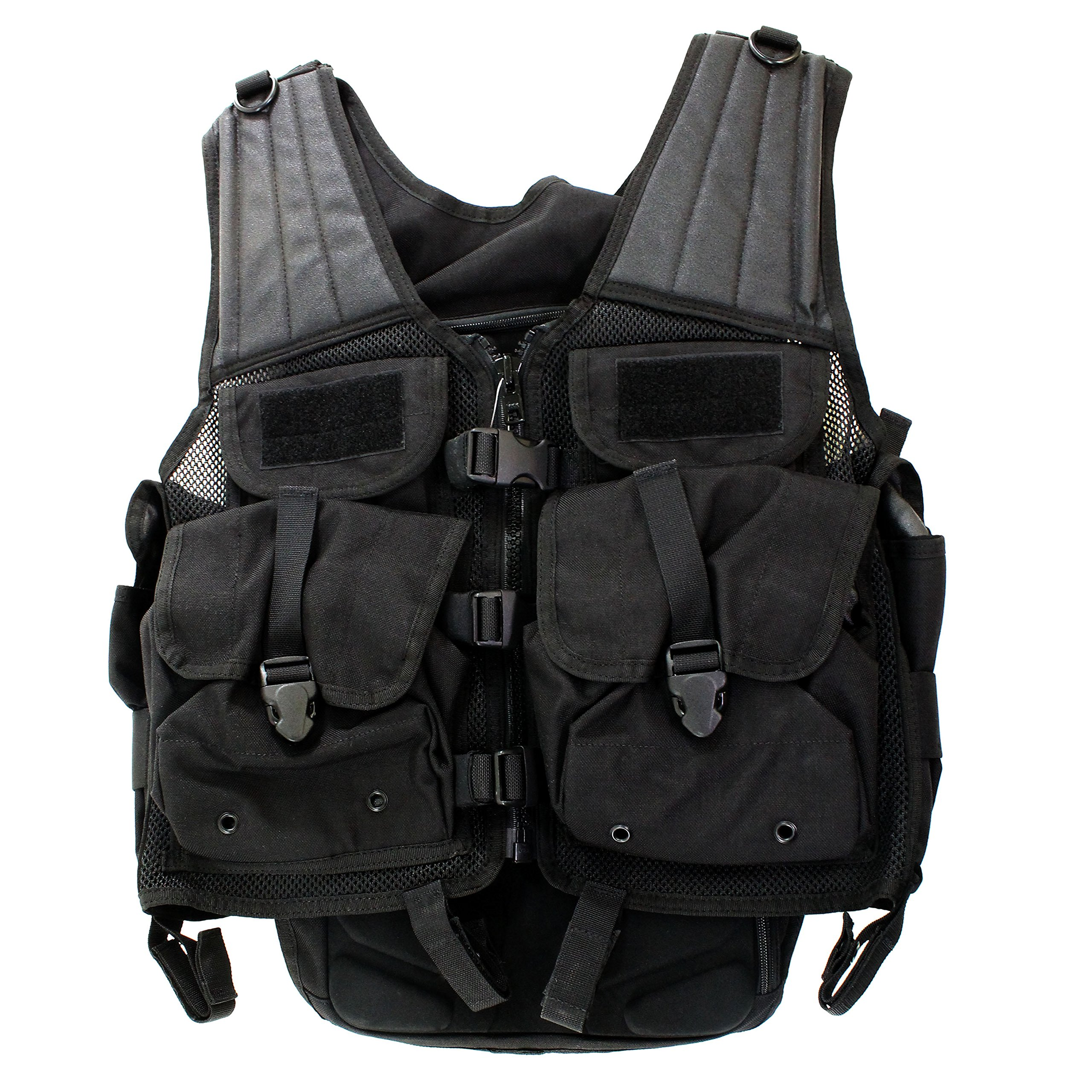 Uncle Mike's Law Enforcement Launcher Load Bearing Tactical Vest by Uncle Mike's Law Enforcement