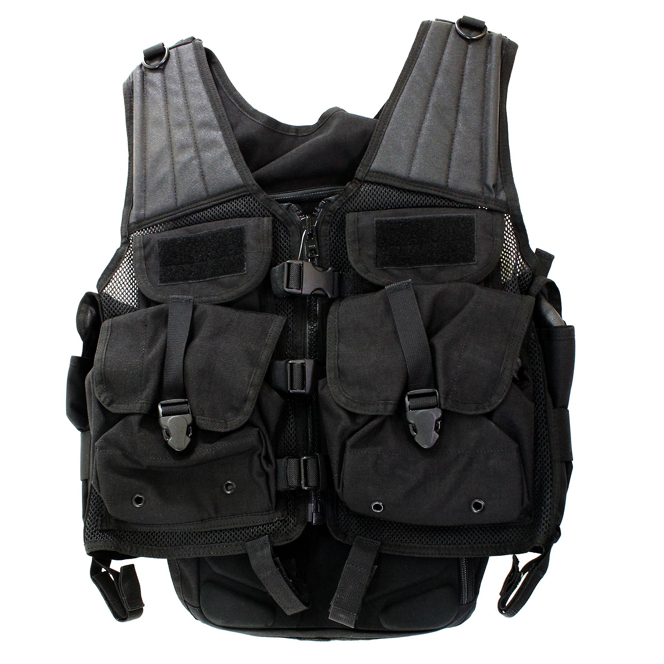 Uncle Mike's Law Enforcement Launcher Load Bearing Tactical Vest